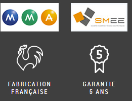 Logos certifications Eoletc