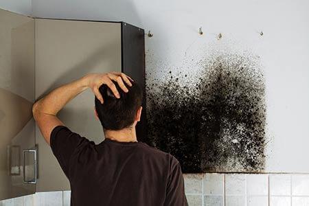 L'humidite dans la cuisine
