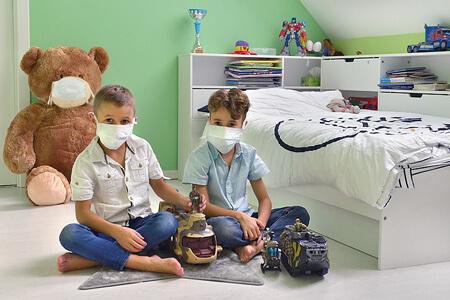 Effets de la pollution de l'air interieur