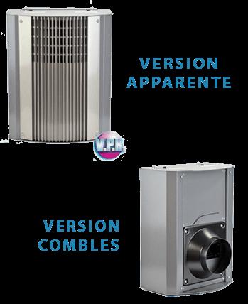 VPH La Ventilation Positive pour la maison
